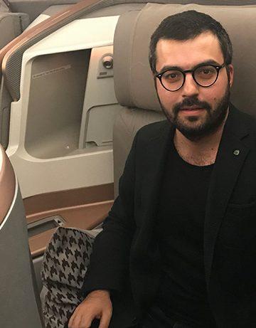 Muhammed Yılmaz: ''Uçakta Doğan Çocuk Dünya Vatandaşı mı Oluyor. ''